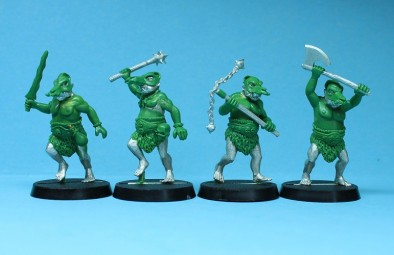 Pig Faced Orc Death Cultists