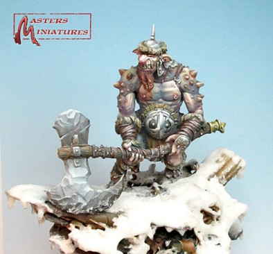 Snow Troll (Front)
