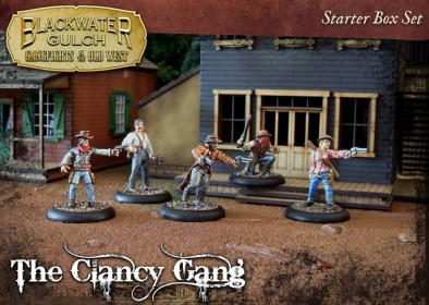 The Clancy Gang Starter Set