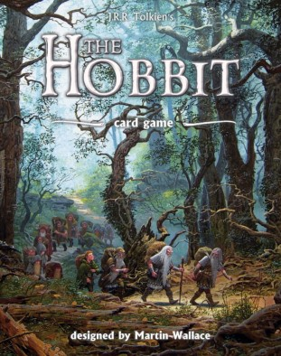 The Hobbit: Card Game by Martin Wallace
