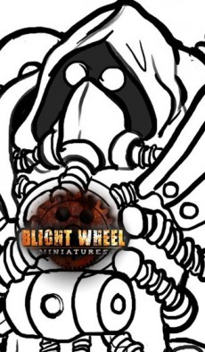Blight Wheel Miniatures Teaser
