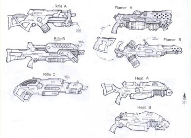 Enforcer Weaponry