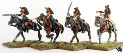 French Dragoons 1792-1799