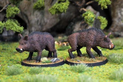 Giant Boars #1