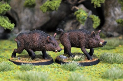 Giant Boars #2