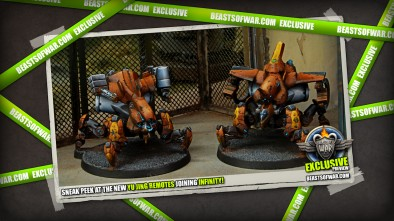 Sneak Peek at the New Yu Jing Remotes Joining Infinity!