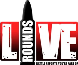 Live Rounds 40K 6th Edtition