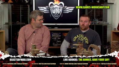 Live Rounds: The Armies, Have Your Say!