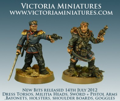 New Bitz Painted Miniature Examples