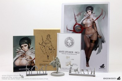 Nico Collectors Edition Pack