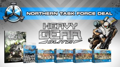 Northern Task Force Deal