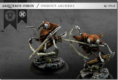 Osseous Archers
