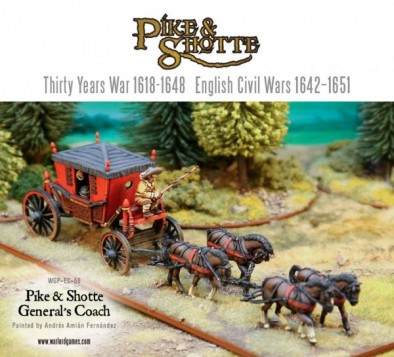Pike and Shotte - General's Coach