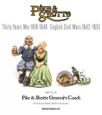 Pike and Shotte - General's Coach Occupants