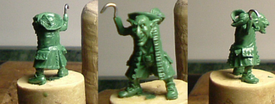 Pirate Goblin Hook Hand