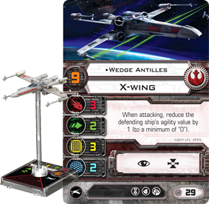 Wedge Antilles Personality Card
