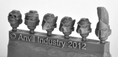 Anvil Industry - Heads