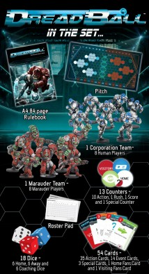 DreadBall Set