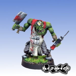 Fantasy Football - Apothecary Orc