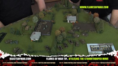 Flames of War Tip... Utilising the Stormtrooper Move