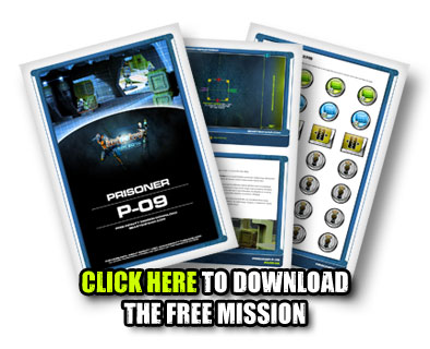 Free Infinity Mission PRISONER P-09 Click Here to Download