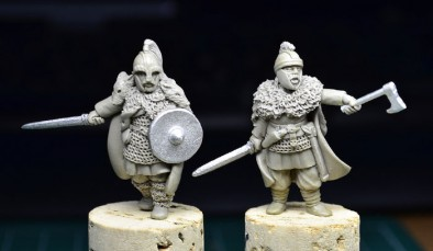 Hengist and Horsa (Front)