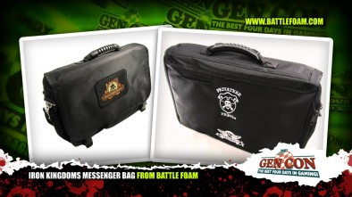 Iron Kingdoms Messenger Bag