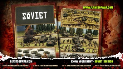 Know your Enemy - Soviet  section