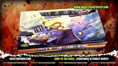 Look to the Skies... Leviathans is Finally Here!!!