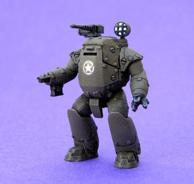 M2A5 Coyote Infantry Support Walker