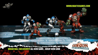 Mantic Games: Dread Ball Update Exclusive Image 2