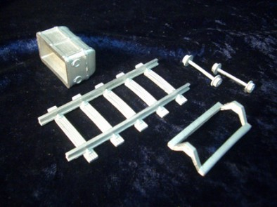 Mine Trolley Components