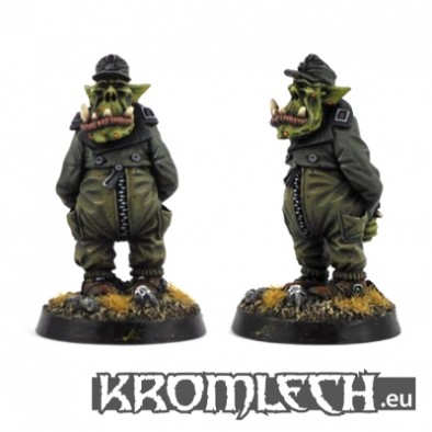 Orc Tank Driver