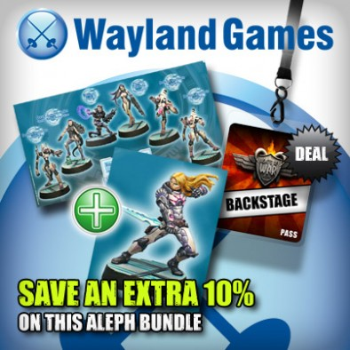 Save an Extra 10% on this Aleph Bundle