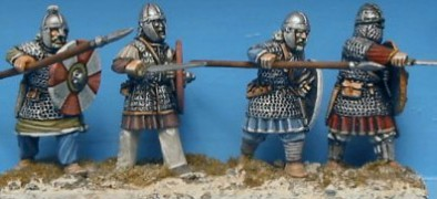 Saxon Armoured Infantry