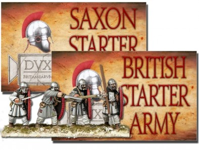 Saxon & Romano-British Starter Armies