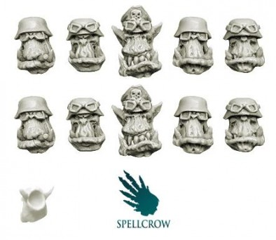 Spellcrow - Blitzkrieg Orks with Goggles