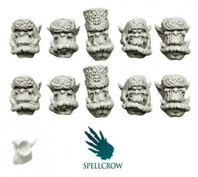 Spellcrow - Winter Devil Orcs
