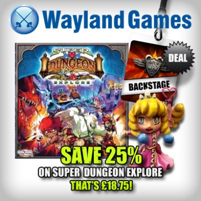 Super Dungeon Explore Save 25%