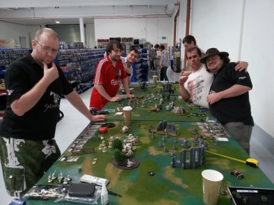 Tabletop Nation - Open Day Gaming