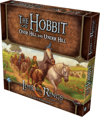 The Hobbit - Over Hill & Under Hill
