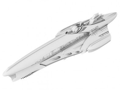 The Syndicate – Spur Class Heavy Cruiser