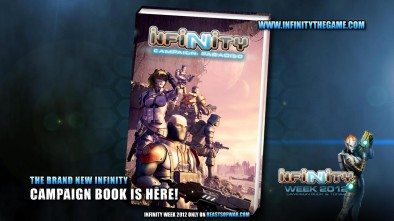 The Brand New Infinity Campaign Book is Here!
