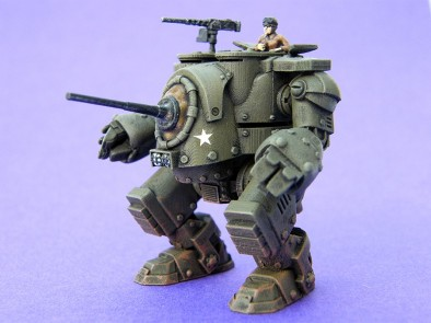 US M6 Grizzly Walker