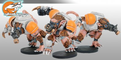 Veer-Myn DreadBall Team