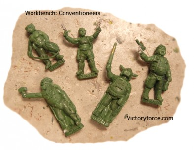 Victory Force - SuburbaKnights Conventioneers