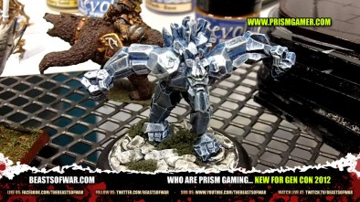 Who are Prism Gaming... New for Gen Con 2012