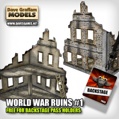 World War Ruins 01 - Click Here to Download