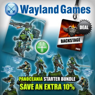 Save an extra 10% on this PanOceania Starter Bundle