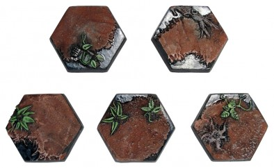 25mm Hex Bases
